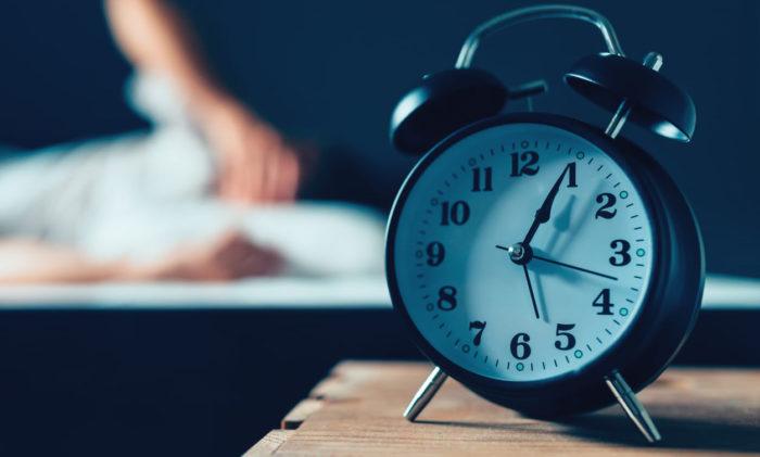 Disturbi del sonno – l'insonnia
