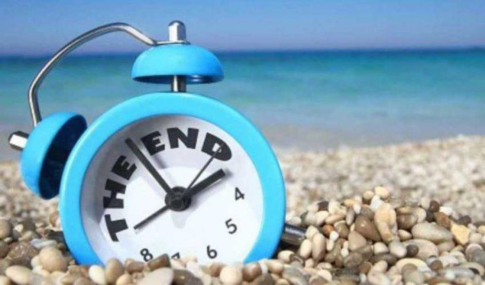 Rientro dalle vacanze: come sconfiggere lo stress post vacanziero
